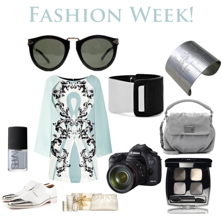 Fashion Week Friday