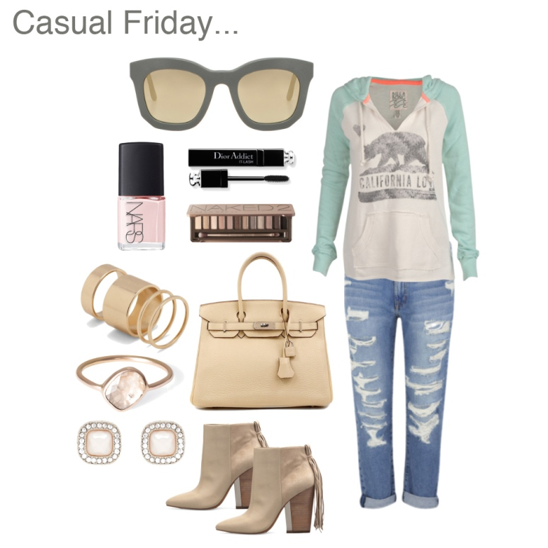 Fashion Friday-Casual