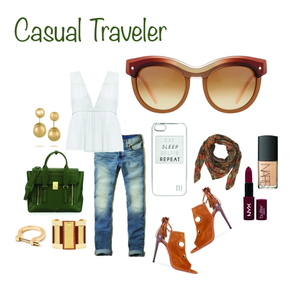 Casual Traveler